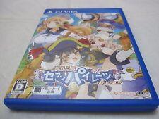 7-14 Days to USA. Engraved Number IN PS Vita Genkai Tokki Seven Pirates Japanese