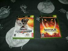 Unreal Championship And Unreal II: The Awakening For Microsoft Xbox