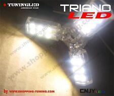 2 AMPOULES ETOILE 36 LED SMD BAY15D P21/5W BLANC MINI