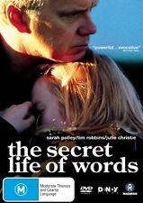 The Secret Life Of Words (DVD, 2008)-REGION 4-Brand new-Free postage