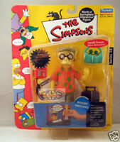 Simpsons Series 10 RESORT SMITHERS Action Figure
