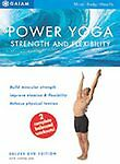 Power Yoga - Strength and Flexibility (DVD, 2003)