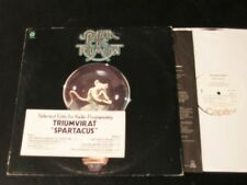 Triumvirat - Spartacus - RARE 1975 PROMO Edits LP!