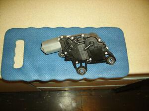 skoda fabia 05, rear wiper motor