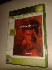 * Original XBOX Jeu Classique * DEAD OR ALIVE 3 * XBOX *