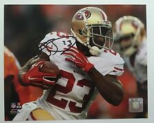 Reggie Bush Signed Autographed 8x10 Photo San Francisco 49ers JSA COA