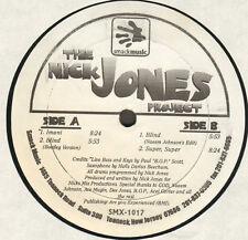 NICK JONES - Imani - tortazo broad mix music