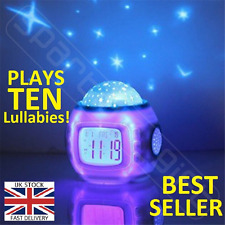 Baby Kids Nursery Cot Crib Mobile Toy +Soothing Musical Lullaby Sounds Play PC01