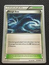 Pokemon TCG : 4 X ROUGH SEAS 137/160 World Championship PROMO Uncommon