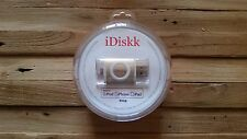 iDiskk USB 3.0 Speicher Stick für Apple iPhone 5 6 7 iPad iPod 64GB Space Grau