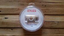 iDiskk USB 3.0 Speicher Stick für Apple iPhone 5 6 7 iPad iPod 64GB Rose Gold