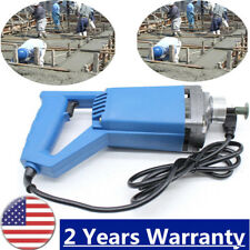 Heavy Duty Concrete Vibrator Remove Bubbles & Level Concrete 800W High Quality!