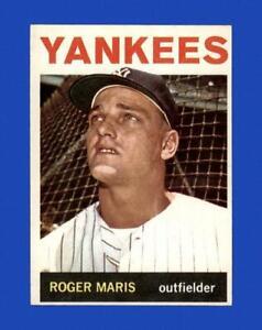 1964 Topps Set Break #225 Roger Maris EX-EXMINT *GMCARDS*