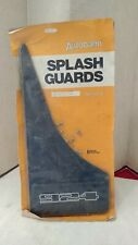 Vintage Autobahn Porsche 924 Splash Guards Mud Flaps ZPW166115! NOS!
