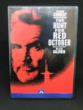 The Hunt for Red October Widescreen Collection DVD