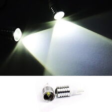 2x CREE Q3 SMD LED Parking Light T10 168 194 High Power 3W Projector Bulb White