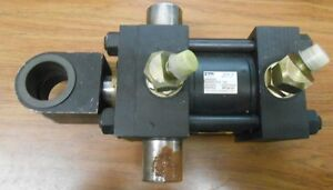 """PARKER HYDRAULIC CYLINDER SERIES, 03.25 D2HLT513A 1.000 , 3.25"""" BORE, 1"""" STROKE"""