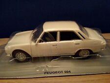 Modelcar 1:43   *** IXO IST ***   PEUGEOT 504
