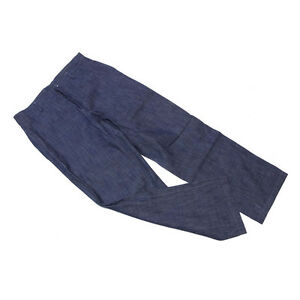 DSQUARED2 Pants Navy Mens Authentic Used C2961
