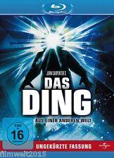 Das Ding aus einer anderen Welt (Uncut)[Blu-ray](NEU/OVP) John Carpenters Remake