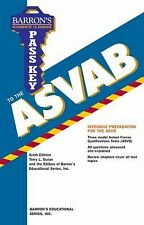 Pass Key to the ASVAB (Barron's Pass Key to the ASVAB) - VeryGood - Barron's Edu