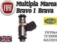 Petrol Fuel Injector FIAT Brava Bravo I Marea Multipla 1.6 16V IWP064 71718998