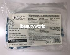 Thalgo Intense Regulating Concentrate 12 x 1.2ml Salon Size Free Ship #da
