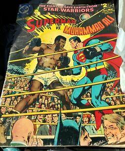 Superman vs. Muhammad Ali DC  1978