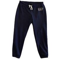 Gap Sweatpants Joggers Blue Womens Size L