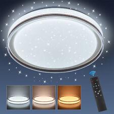 108W Kristallstern Licht LED Decken Lampe Schlaf Zimmer Sternen Effekt Leuchte