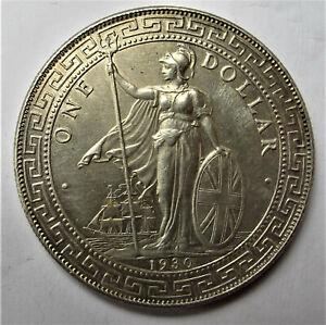 BRITISH TRADE DOLLAR HONG KONG 1930