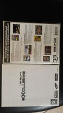 UBISOFT EXCLUSIVE WHITE PACK  PC CD/ROM SIGILLATO 4 GIOCHI IN LINGUA INGLESE