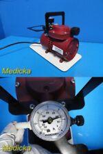 Medical Industries America Inc Model 601 Vacuum Pump Portable Aspirator 25041