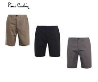 Short chino Homme de marque Pierre Cardin du S au XXL 3 coloris au choix