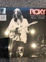 NEIL YOUNG Roxy (Tonight's the Night) Live - 2 x  LP Vinyl RSD 2018 New / Sealed