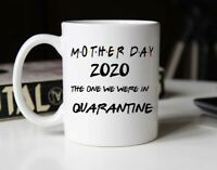 Funny Mom Coffee Mug Tea Cup Gift -Mother Day 2020 The One We Were IN Quarantine