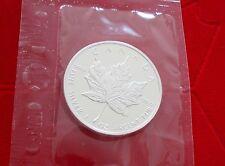 2006 CANADA $5 MAPLE LEAF COIN - RCM Sealed - UNC 1 OZ 99.99% Silver