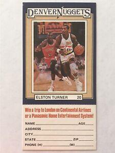 """MICHAEL""""AIR"""" JORDAN 1985 WENDY'S NUGGETS POLICE (ELSTON TURNER)"""