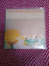"""THE JESUS AND MARY CHAIN. JUST LIKE HONEY. SLEEVE ONLY. NO VINYL. 7"""". VG. NEG 17"""