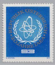 Österreich Austria 1548  20 Jahre Internationale Atombehörde (IAEA) **