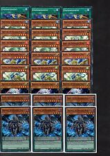 Yugioh Cards - 27 Card Empowered Warrior Deck Core With Holos