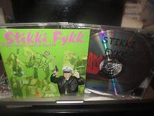 STIKKI FYKK Eight Ladies In The Late Eighties CD SR3002