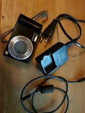 Panasonic Lumix dmc-tz8/dmc-zs5 cámara digital-negro, Leica-obj. top
