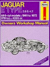 Haynes Jaguar Xke Owners Workshop Manual No 140: 1961 1972 (Haynes Owners Worksh