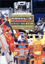 Transformers Generation Deluxe large book - 2014/3/22 Game The world of Transfor
