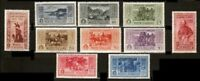 Italy Sc 280 to 289 MINT NH  VF
