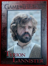 GAME OF THRONES - Season 6 - Card #31 - TYRION LANNISTER - Rittenhouse 2017
