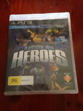 Playstation Move Heroes PS3 Game