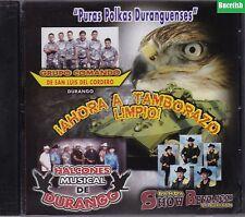 Grupo Comando,Los Halcones Musical de Durango,Banda Show Revolucion De Durango
