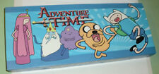 COSPLAY GADGETS ADVENTURE TIME GIFT SET METAL PENDAT & NECKLACE IN METALLO NEW
